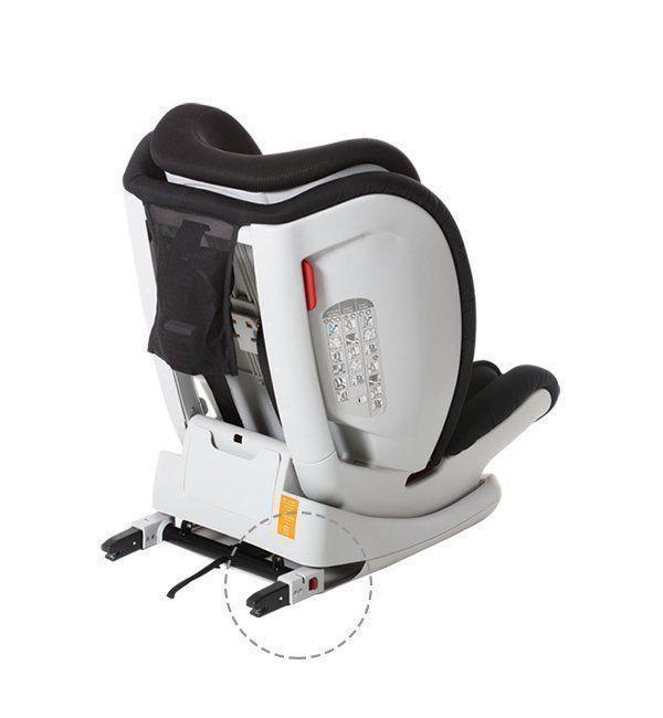Cadeira Carro Galzerano Dzieco Techno Fix Isofix Até 36 Kg D803PT