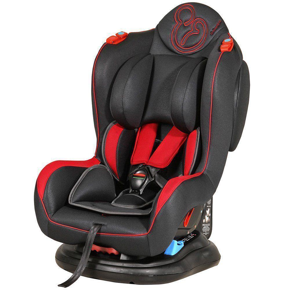 Cadeira Carro Galzerano Transbaby Grafite Vermelho 0 A 25 Kg 8050GRV