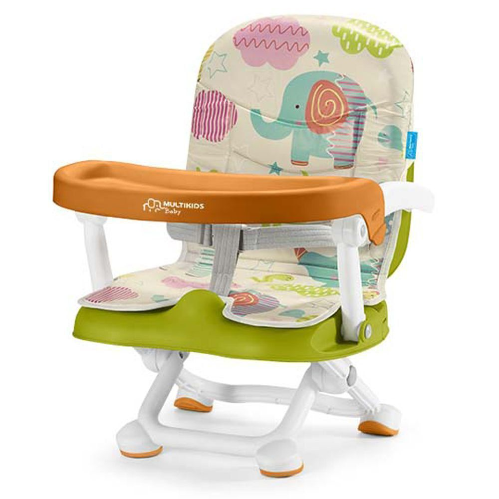 Cadeira de Alimentação Portatil Pop 'n Eat Animais