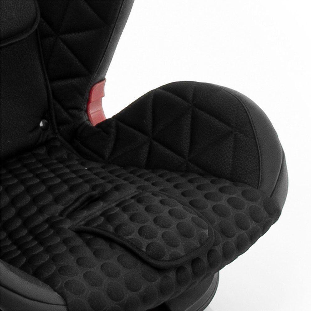 Cadeirinha Cadeira para Carro Cockpit Infanti Reclinável Carbon Com Isofix IMP91522