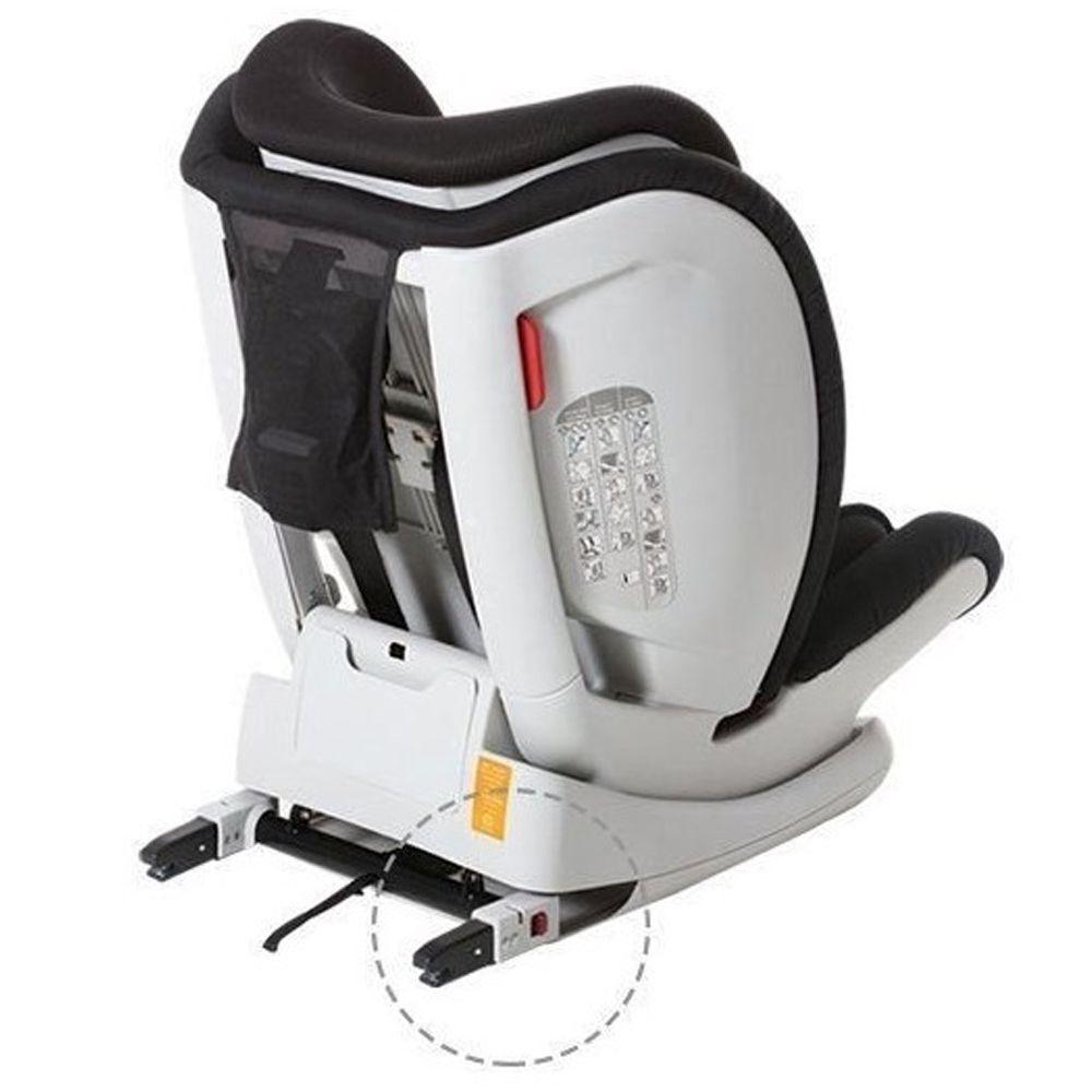 Cadeirinha De Bebe Dzieco Techno Fix Isofix 9 Até 36kg