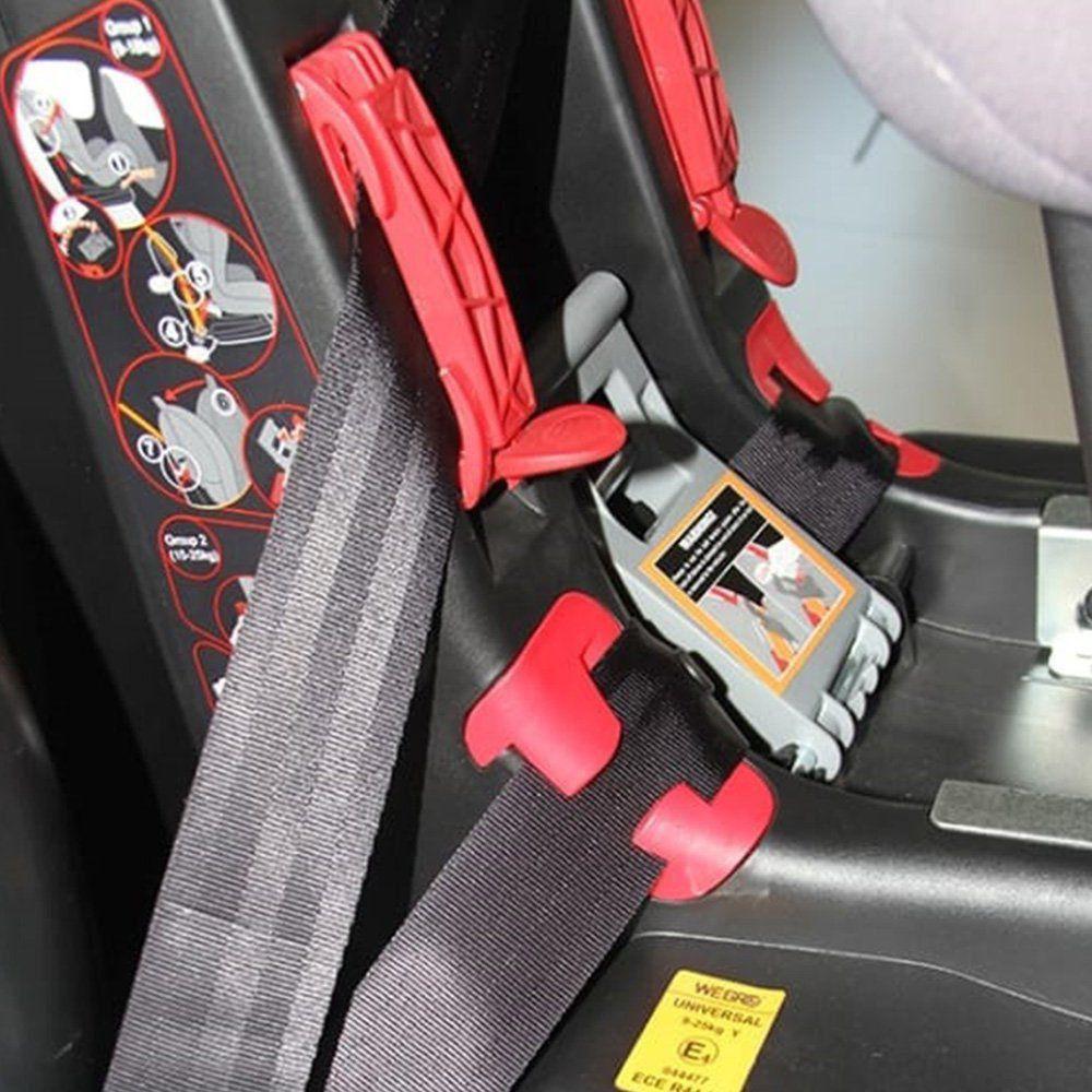 Cadeirinha Para Carro Zaya Dzieco Preto D805PT