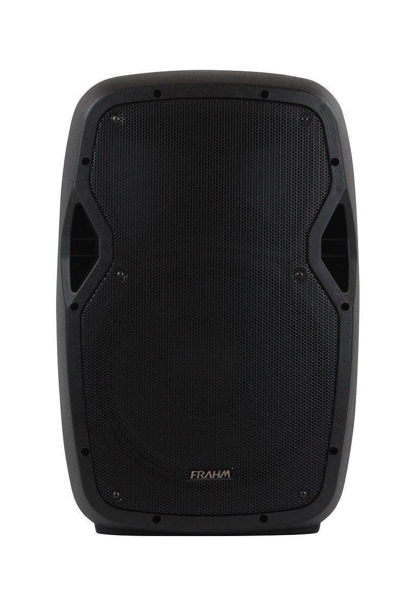 Caixa Amplificada Frahm Groov 12pol Gr 12a Bt 250w Bluetooth