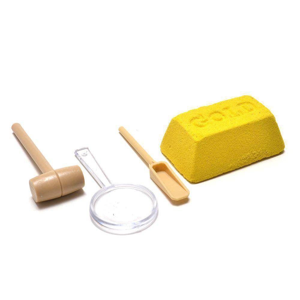 Caixa com 24 Unidades do Brinquedo Escava Premio Ouro
