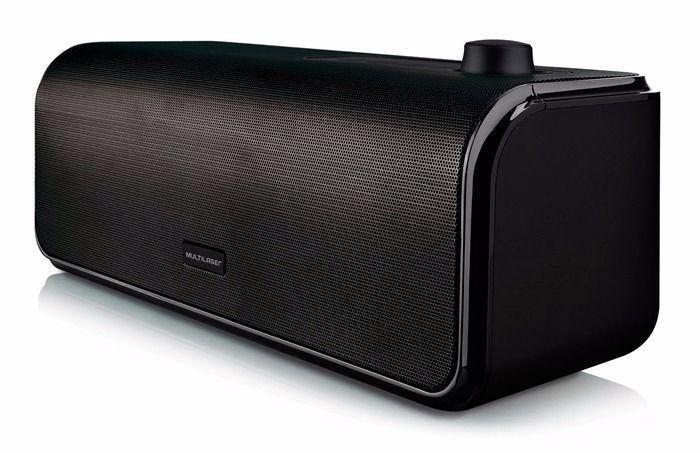 Caixa de Som Bluetooth Top Sound 50w Rms Multilaser SP190