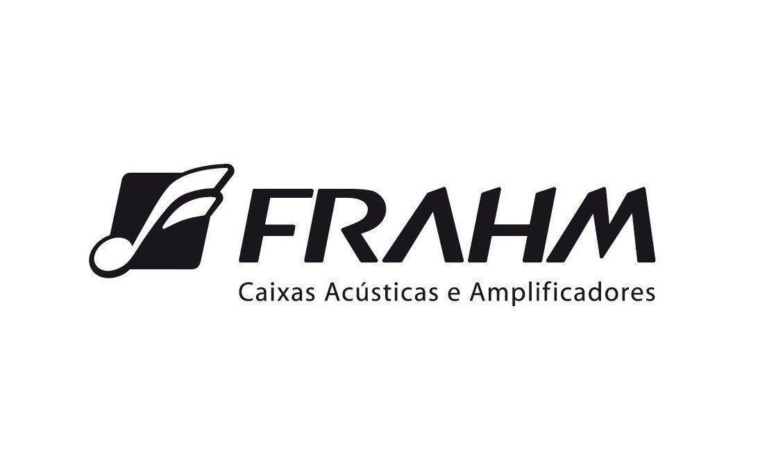 Par Caixa Som Acustica Preta Ps200 Plus Frahm Residencial