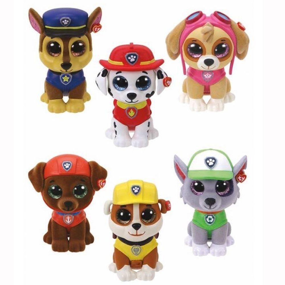 Caixinha Surpresa Para Coleção Com Mini Boos Patrulha Canina