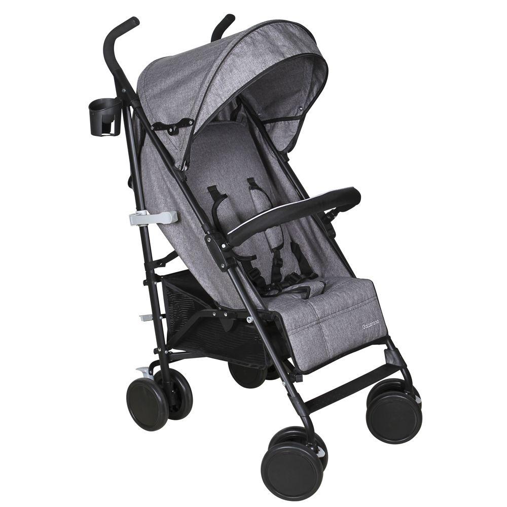 Carrinho de Bebê NIX até 15 Kg Galzerano 1070PTC
