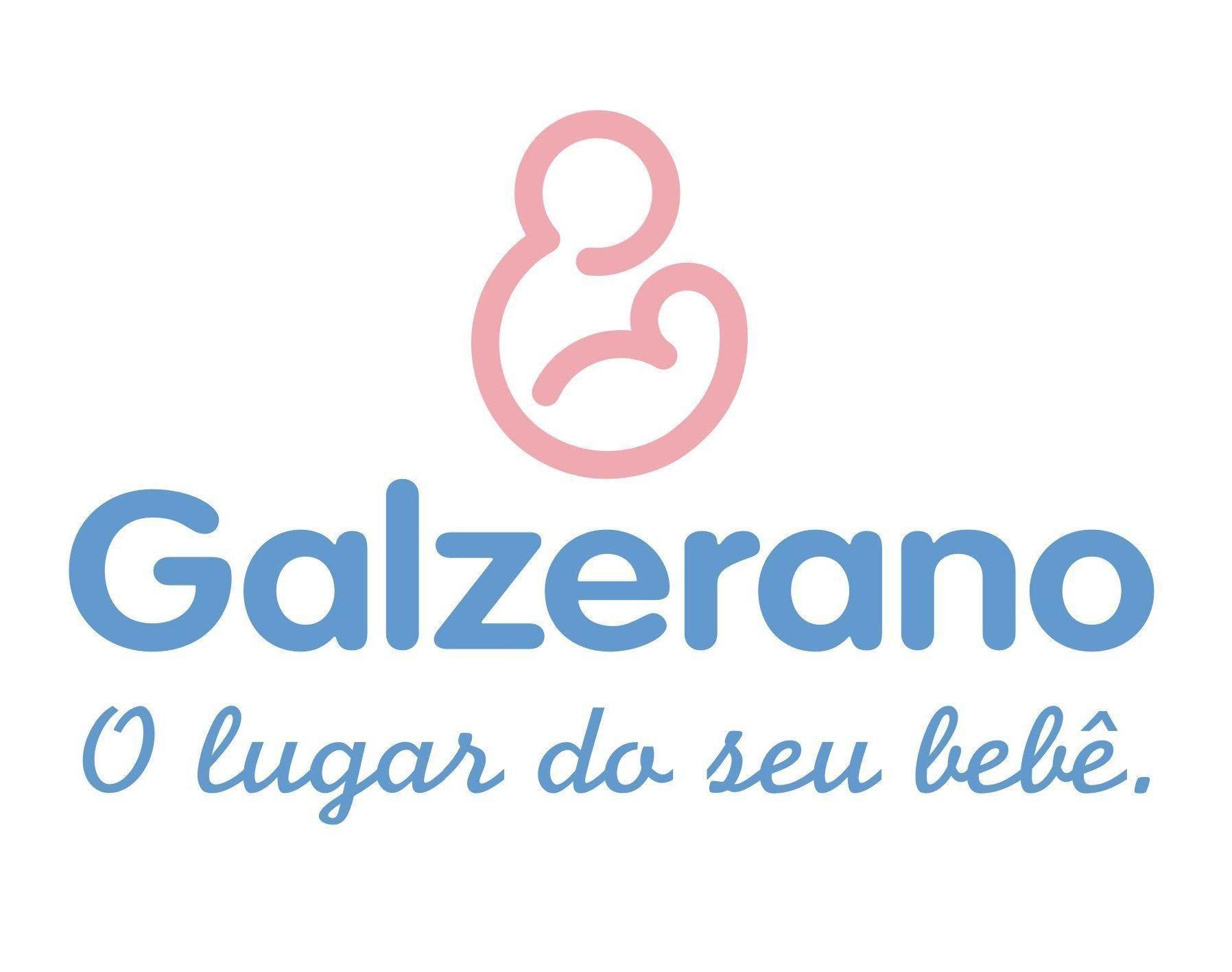 Carrinho De Bebê Para Gemeos Galzerano Doppio Jeans 1385JNSV