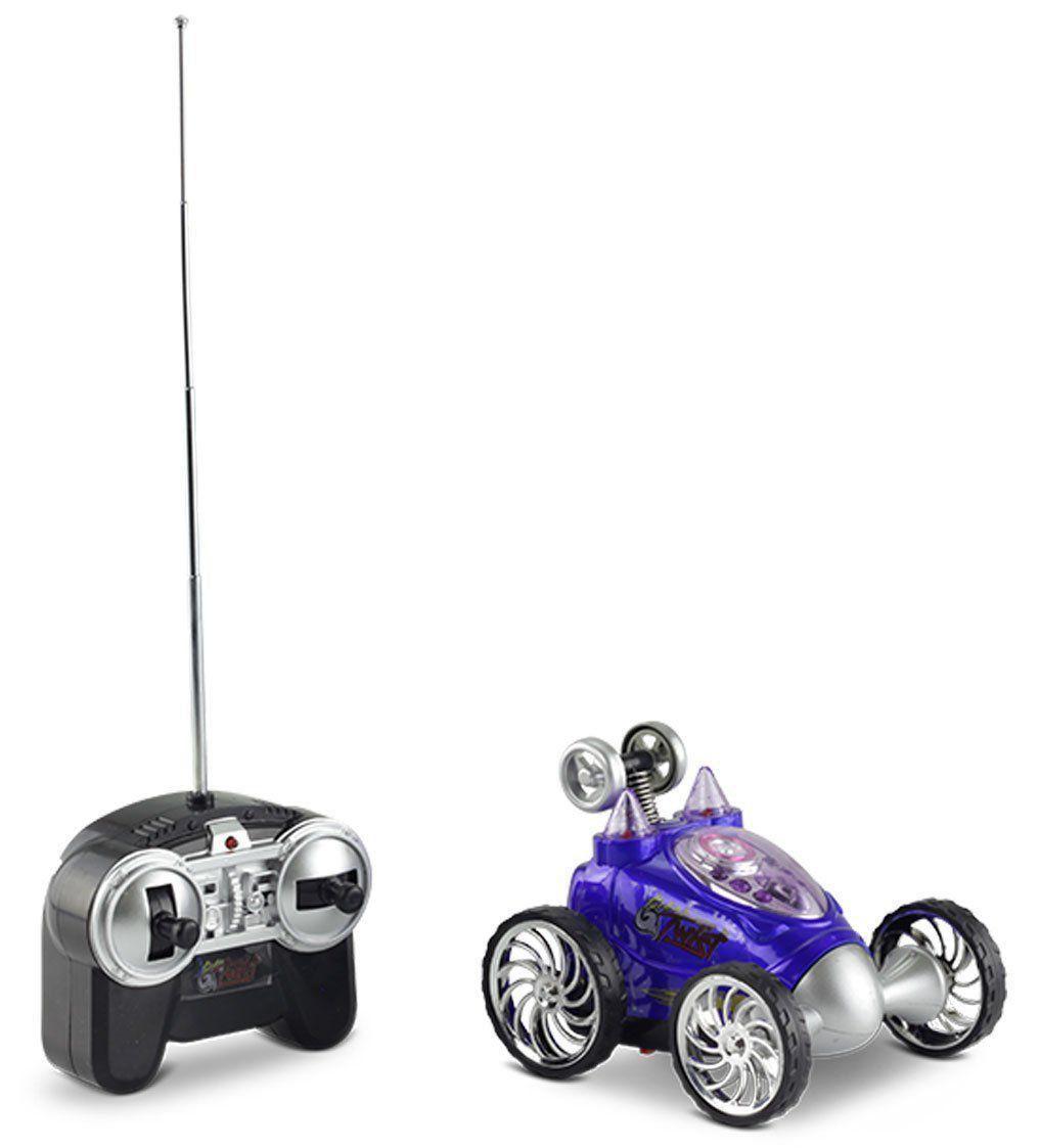Carro De Controle Remoto Turbo Twist Sortido Dtc 4888