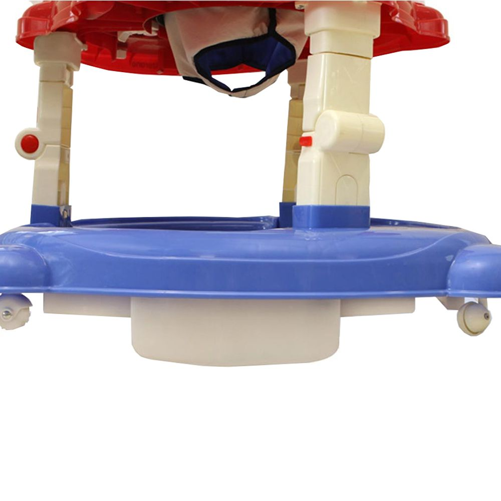 Centro De Atividades Andador Bebe 4 Em 1 Galzerano 4030CR