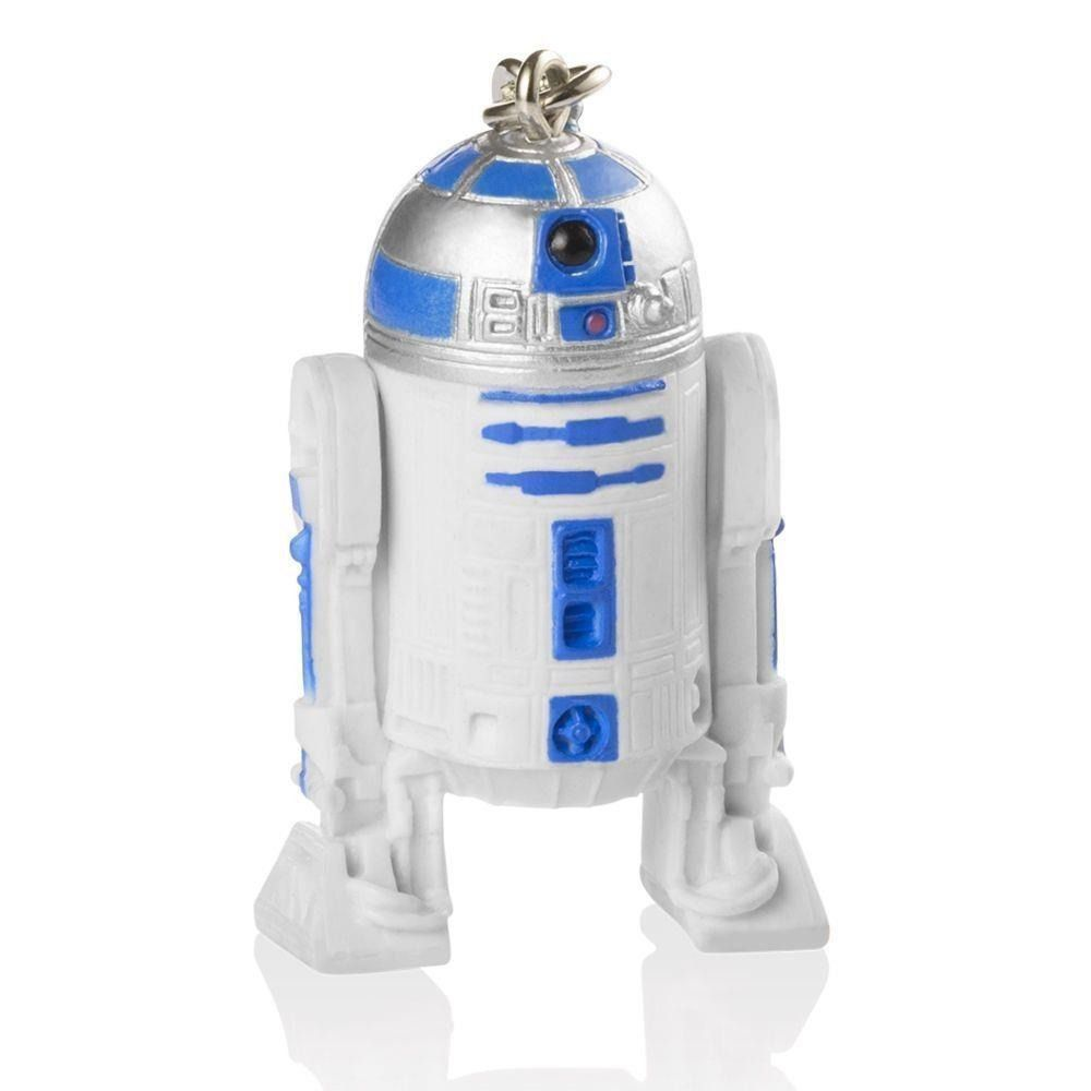 CHAVEIRO STAR WARS ROBÔ R2-D2 BR349