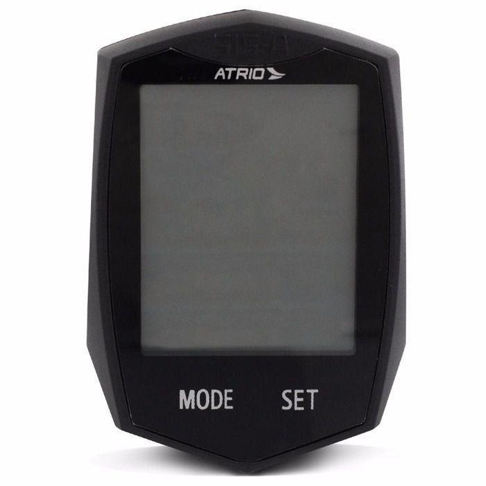 Ciclocomputador Wireless Ciclismo Wi FI Atrio Bi086 22 Funções Bike