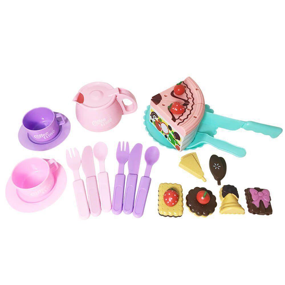 Creative Fun Kitchen Set Mini Festa Multikids BR643