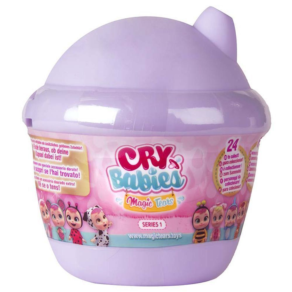 Cry Babies Magic Tears House Sortidos
