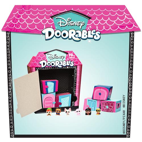 Disney Doorables Super Kit DTC