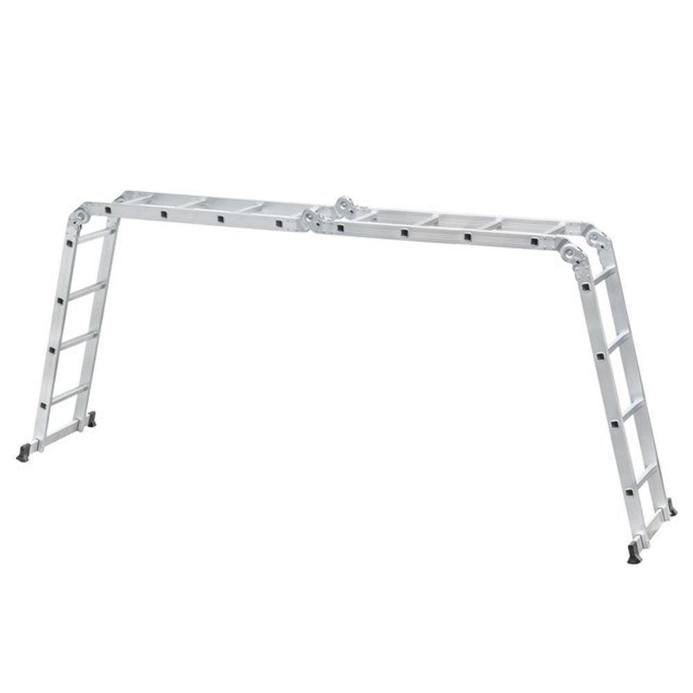 Escada Articulada de Aluminio 4x4 Vonder