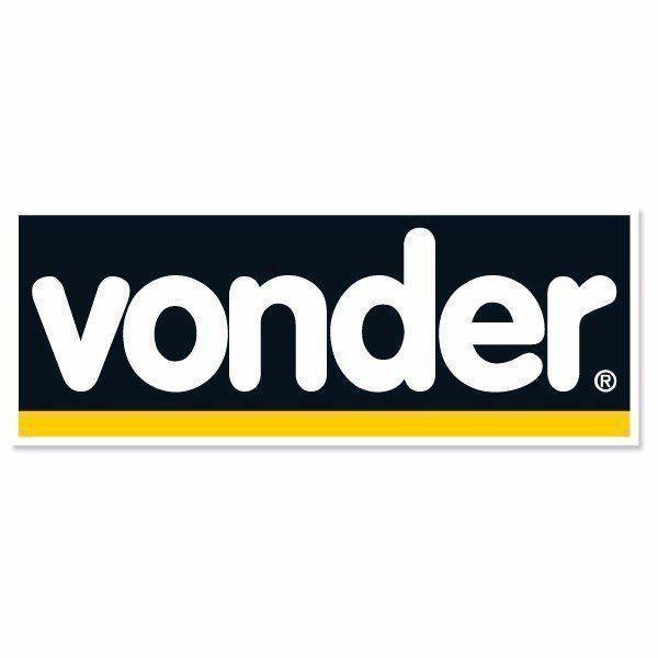 """Esmerilhadeira 4.1/2"""" EAV 650 127v Vonder + 3 Discos de Corte"""