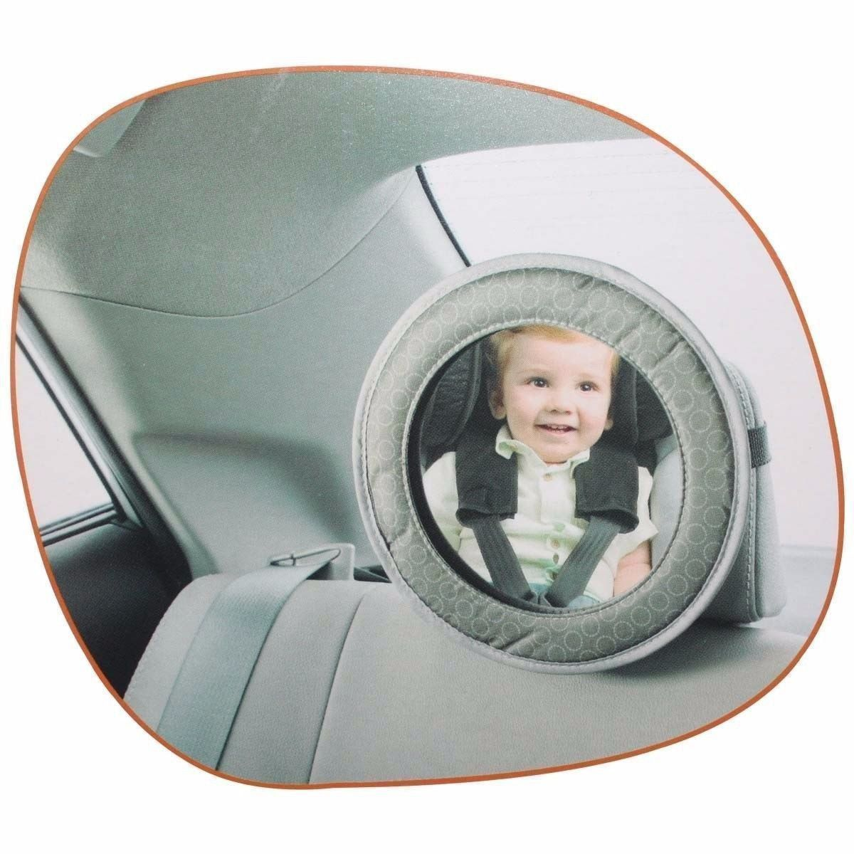 Espelho Retrovisor Para Banco Traseiro Baby Look Multikids BB181