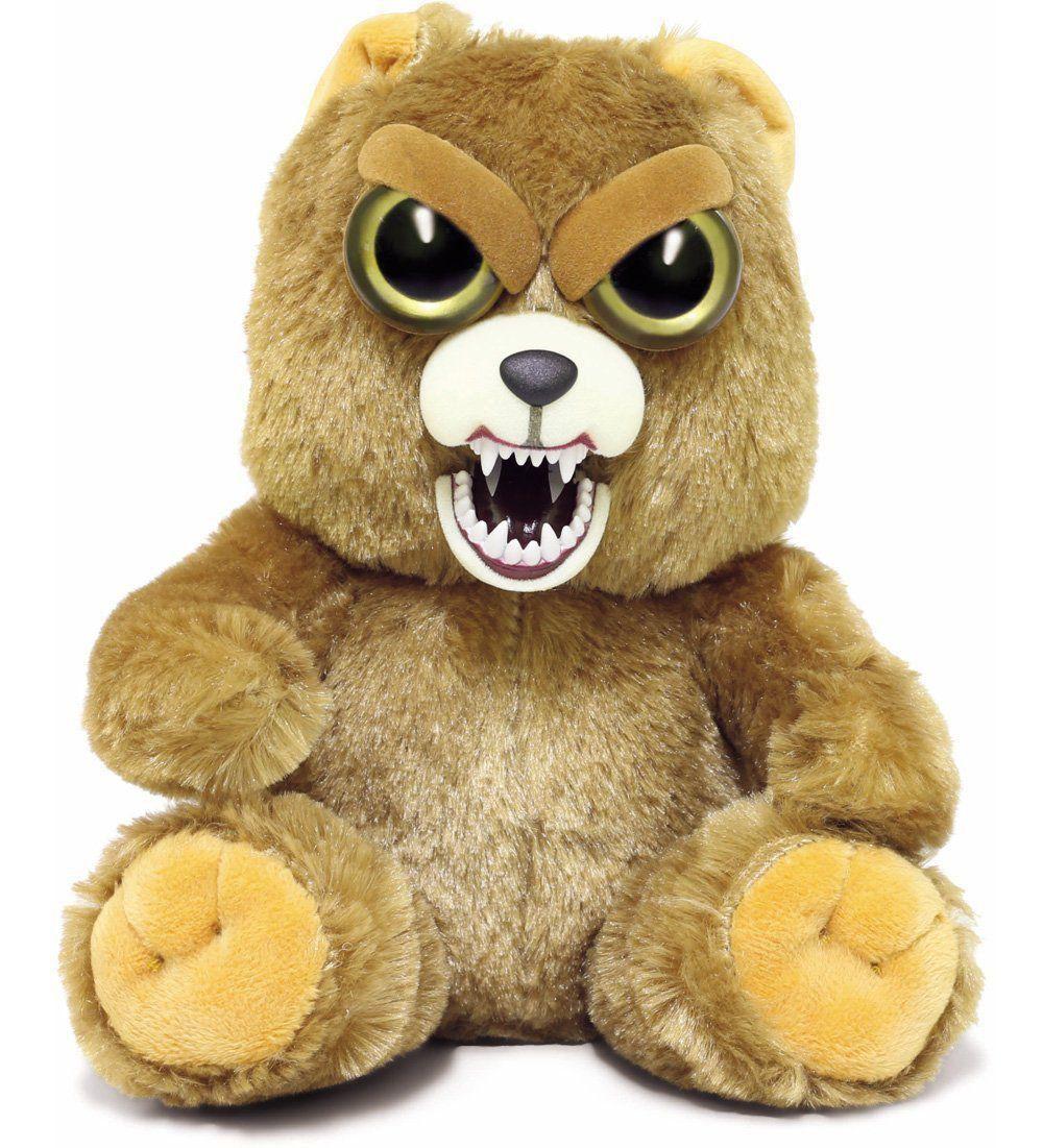 Feisty Pets Pelúcia Ursinho Ted Traiçoeiro Mal Humorado Dtc