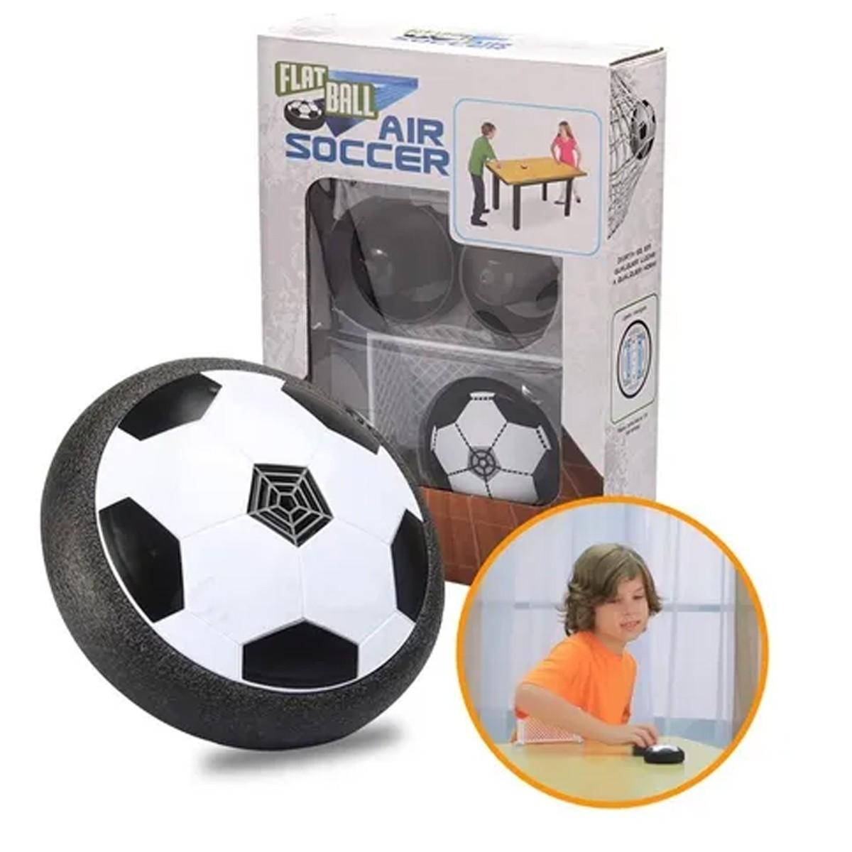 Flat Ball Air Soccer Futebol De Mesa Bola Flutuante Br373 Multikids