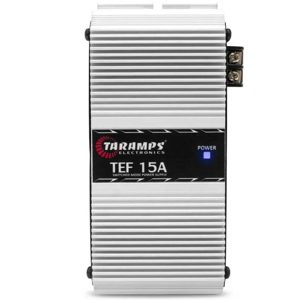 Fonte Alimentação Taramps  TEF 15A - 220V