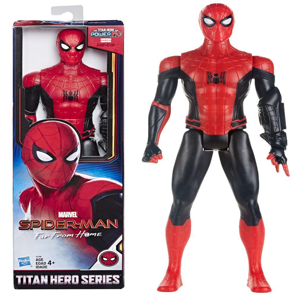 Homem Aranha Os Vingadores Titan Hero Series