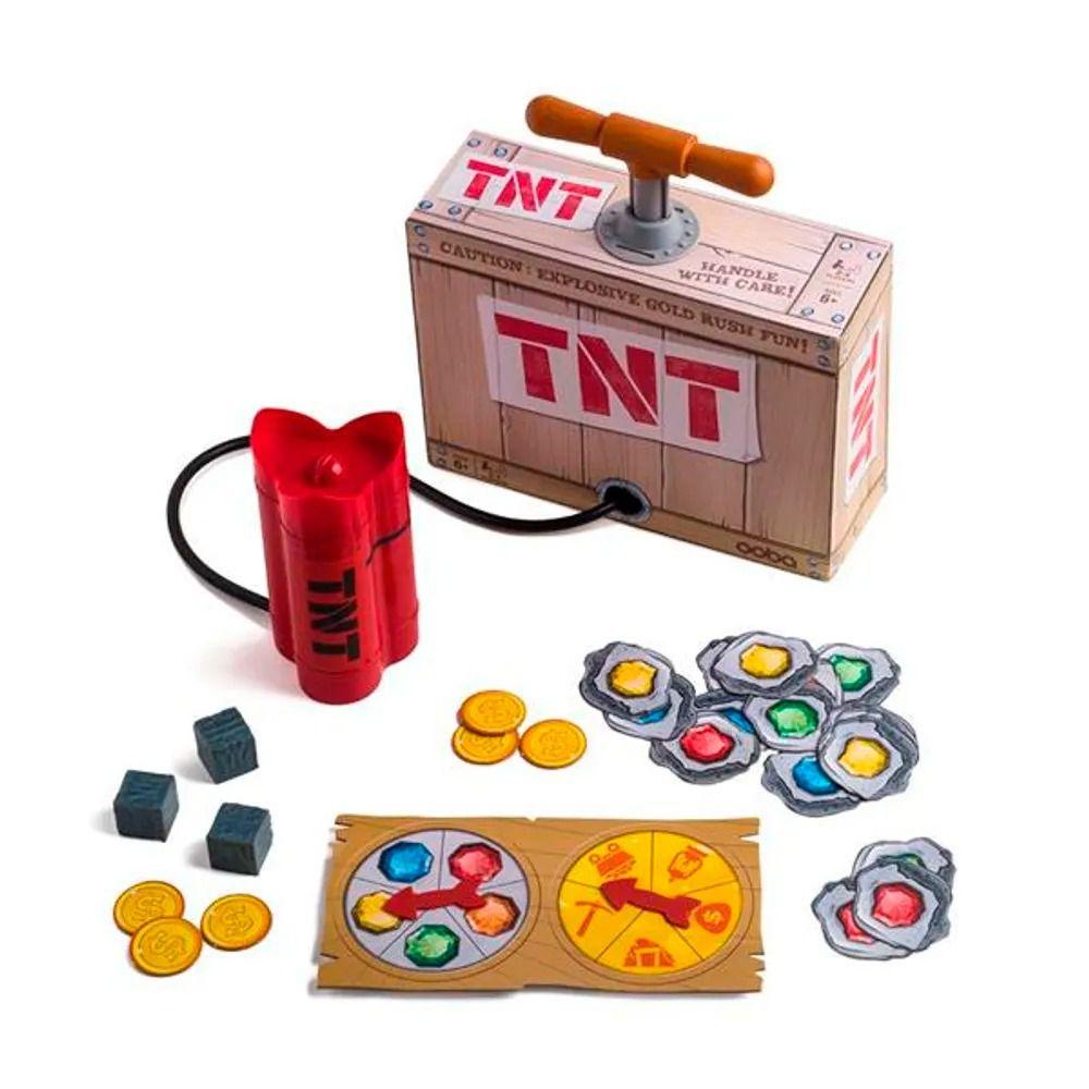 Jogo TNT MultiKids Corrida Pelo Ouro