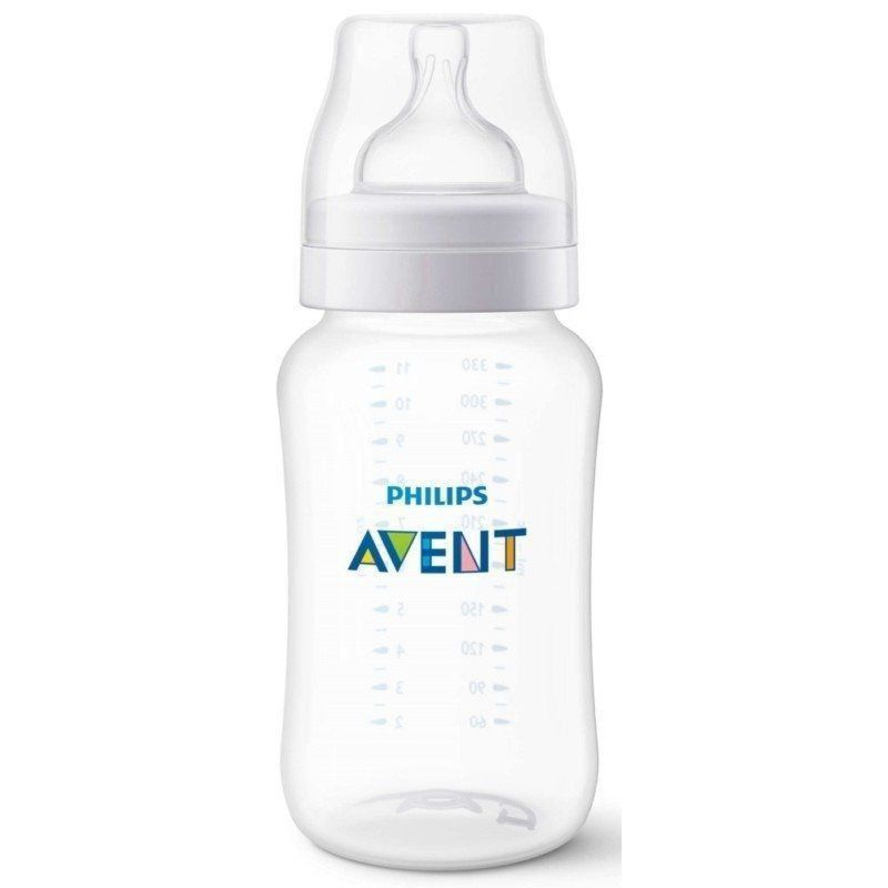 Kit 2 Mamadeira Classic+ 3m+ 11oz Philips Avent 330ML cada
