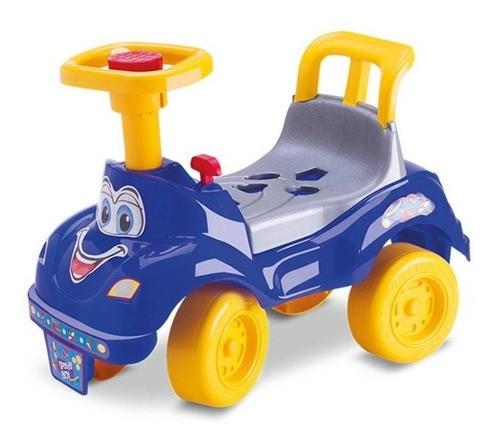 Kit 2 Totokinha Menino Carrinho De Passeio Quadriciclo Infantil