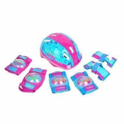 Kit De Proteção Infantil Multilaser Atrio Feminino Es105
