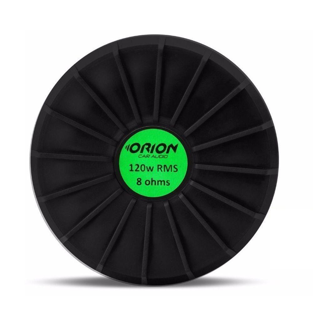 Kit Orion 2 Driver + 2 Tweeter + 2 Corneta Longa