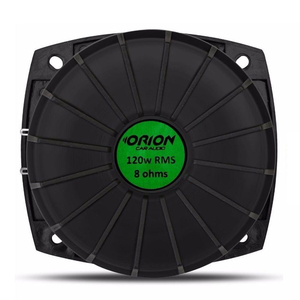 Kit Orion com 2 Driver + 2 Tweeter + 2 Corneta Curta