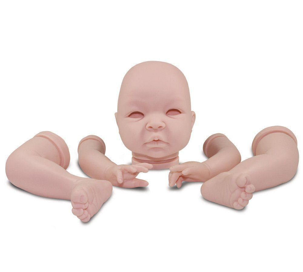 Kit Reborn Boneca Baby Kiss Sid Nyl 1204