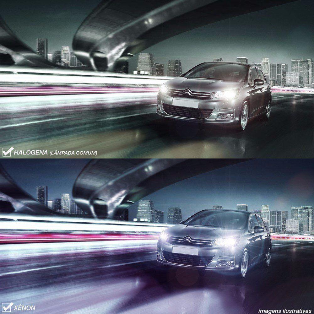 Kit Xenon Automotivo H8 8.000K