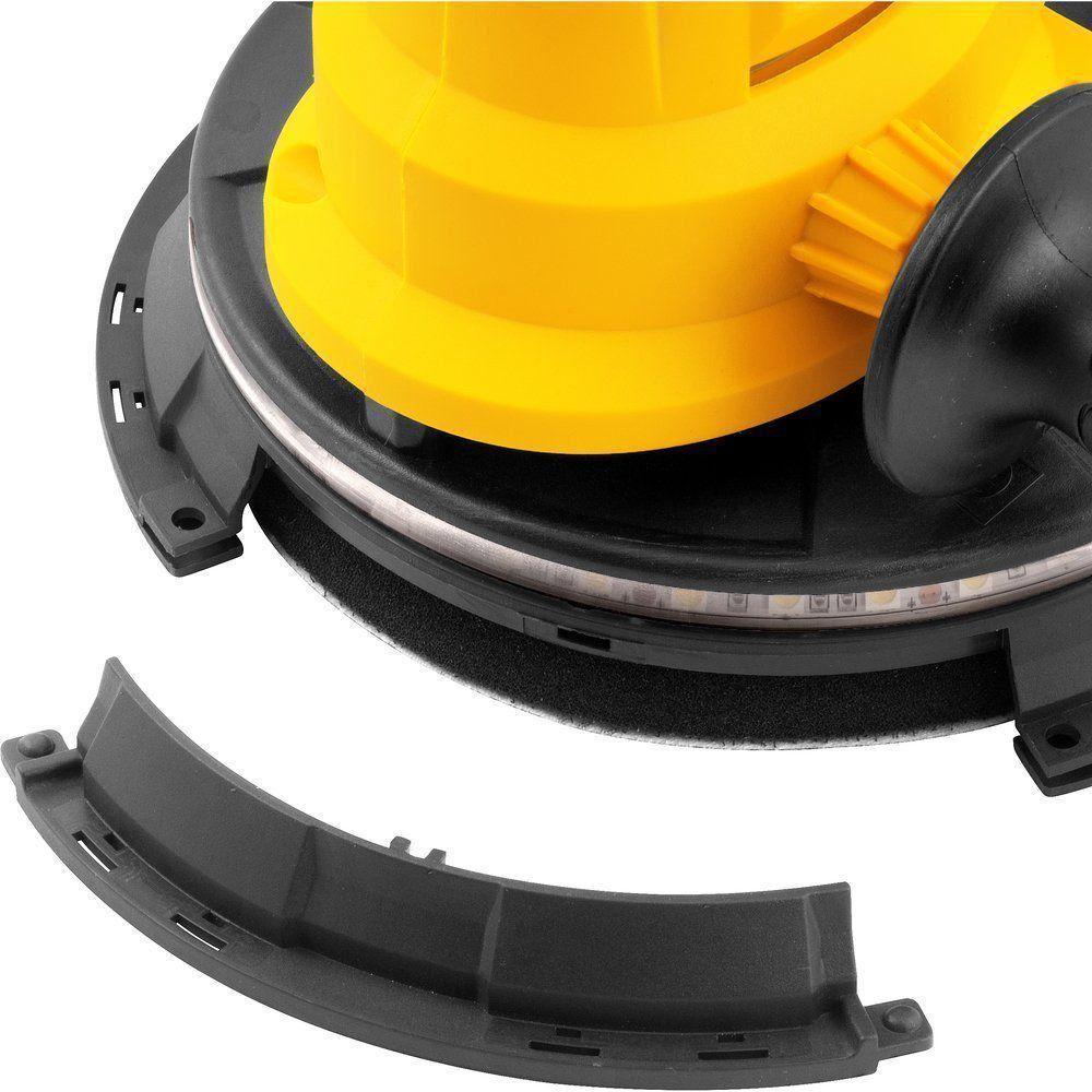 Lixadeira para Lixar Parede Com Led 127V LPV 750 Vonder