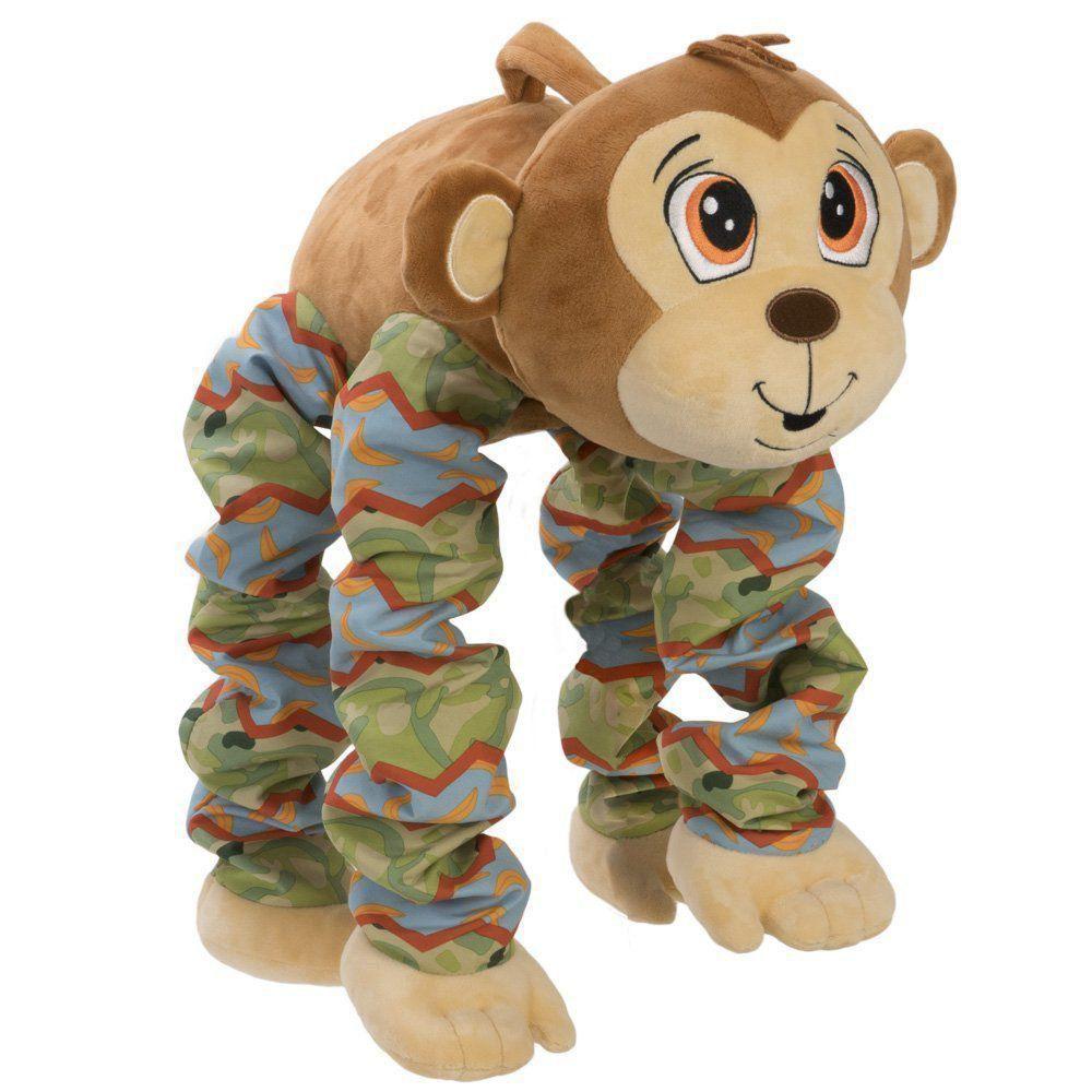 Macaco De Pelúcia Boing Longs Pernas Esticam 4729 DTC