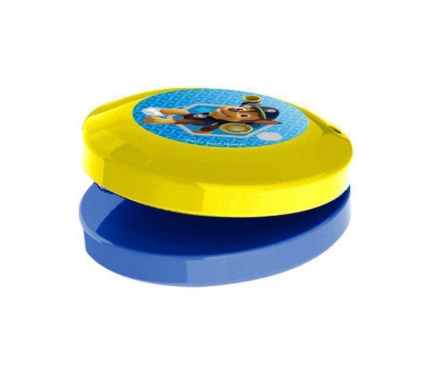 Maleta Infantil Patrulha Canina Kit Musical Da Chase Dtc 4618
