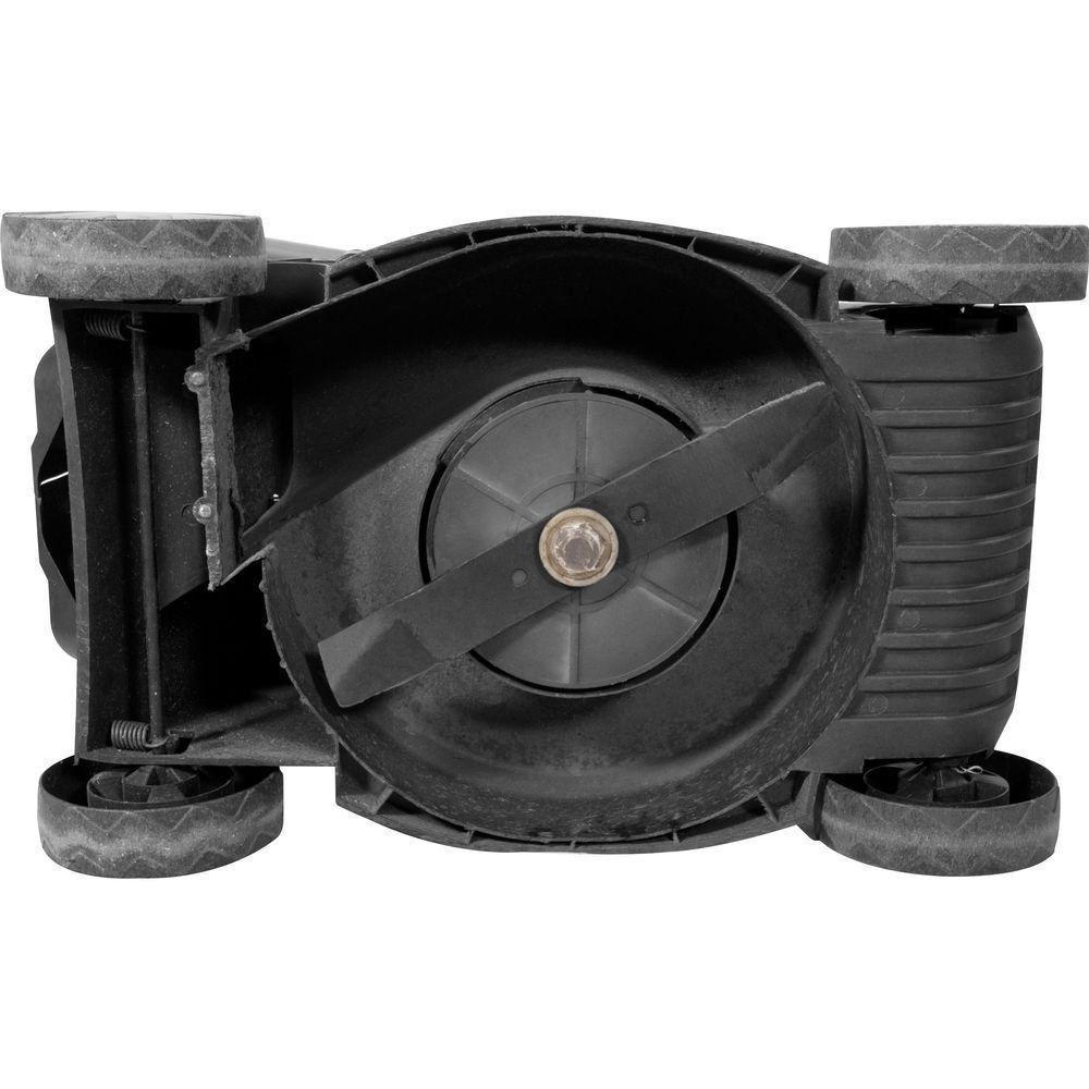Máquina Para Cortar Grama Elétrica 220V Aparador Com Recolhedor Vonder Mgv1100