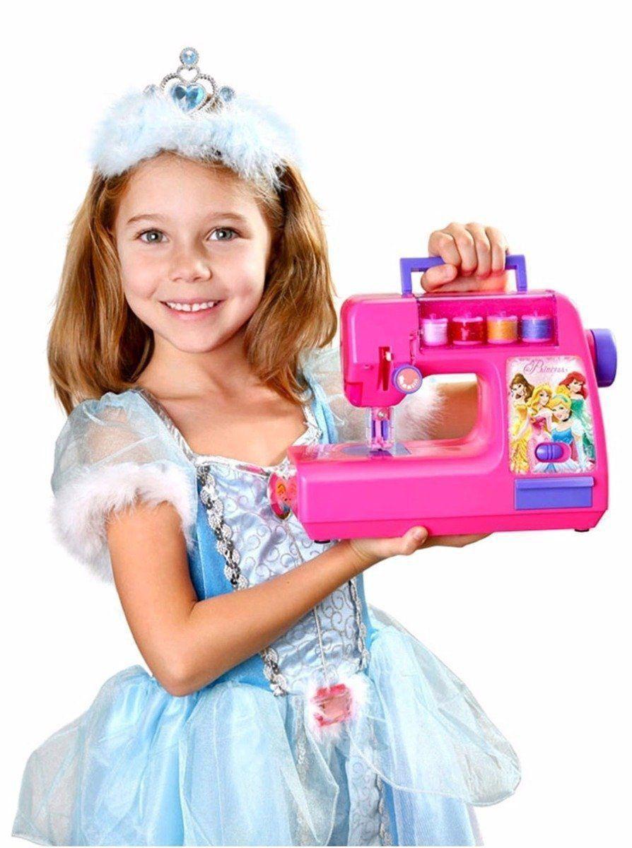 Máquina De Costura Infantil Ateliê Das Princesas Multikids