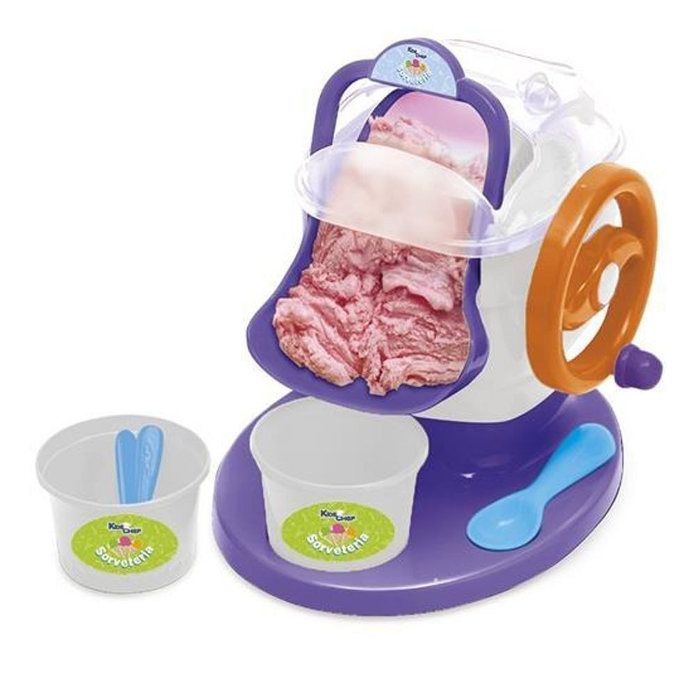 Maquina Fábrica De Sorvete Brinquedo Kids Chefe Multikids