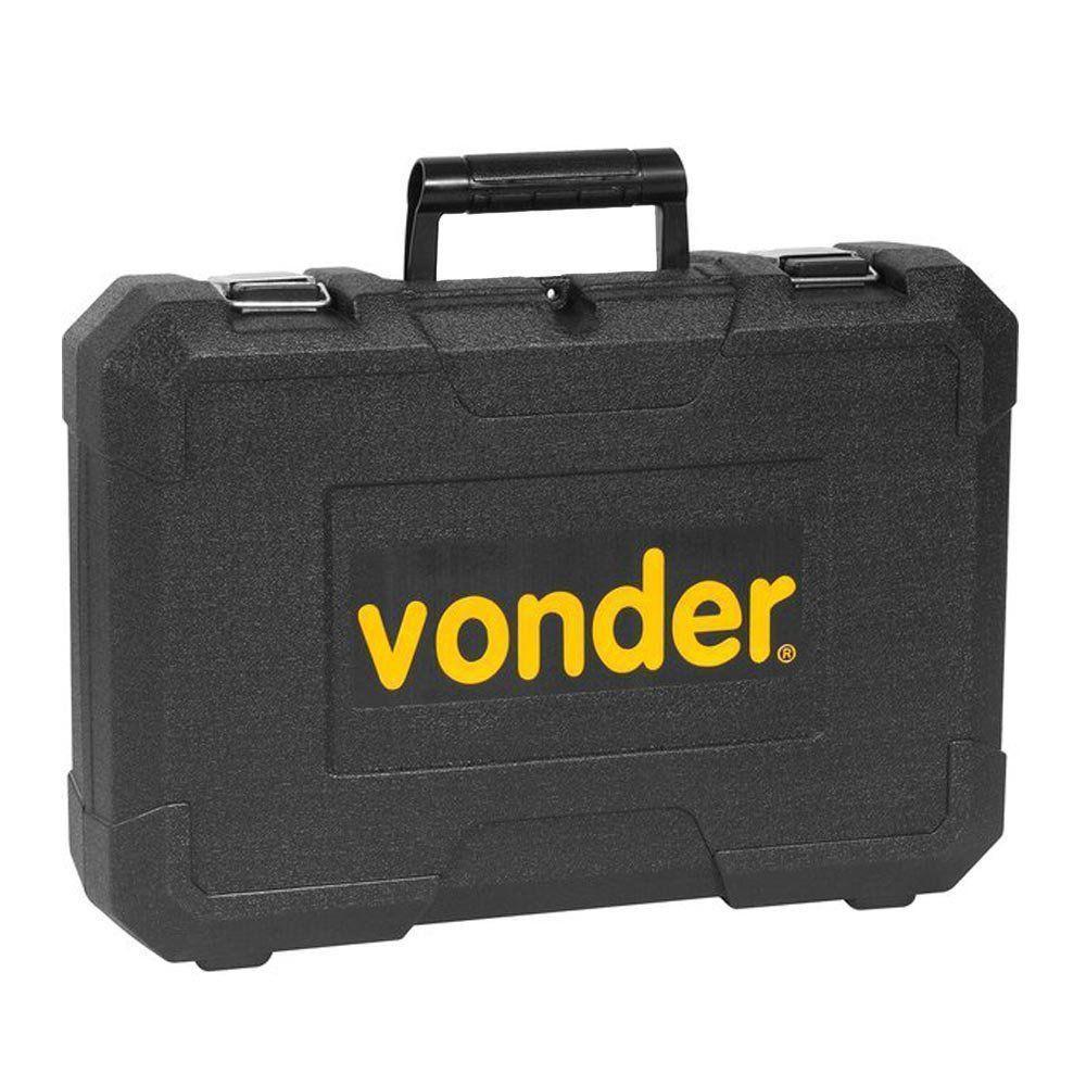 Martelete Perfurador / Rompedor MPV 853 127v Vonder + 5 Brocas de Brinde