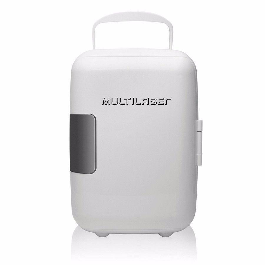 Mini Geladeira Portátil 12 V 4 Litros 220v Multilaser Tv010