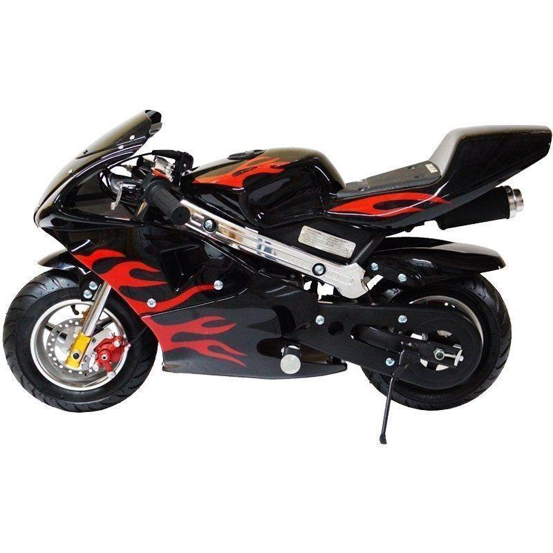 Mini Moto Tipo Speed Importway Preta
