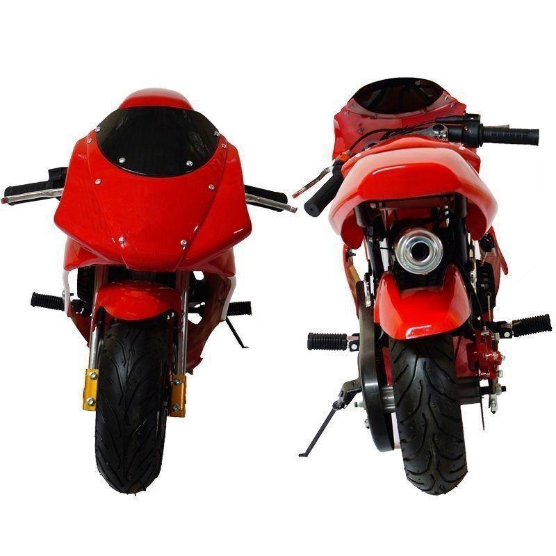 Mini Moto Tipo Speed Importway Vermelha