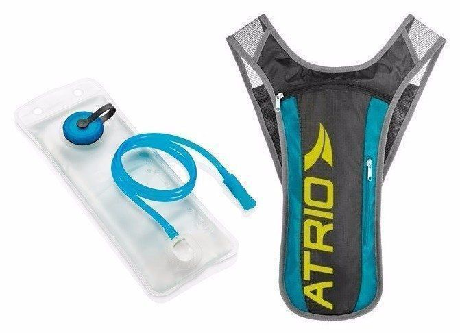 Mochila De Hidratação Sprint 1,5 Litros Atrio Azul - Bi052