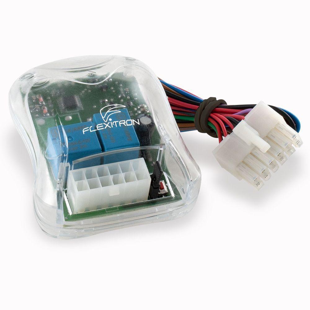 Módulo de Automação - Fecha Pelo Alarme Origina Mantem  Função Antiesmagamento (FTI 81)