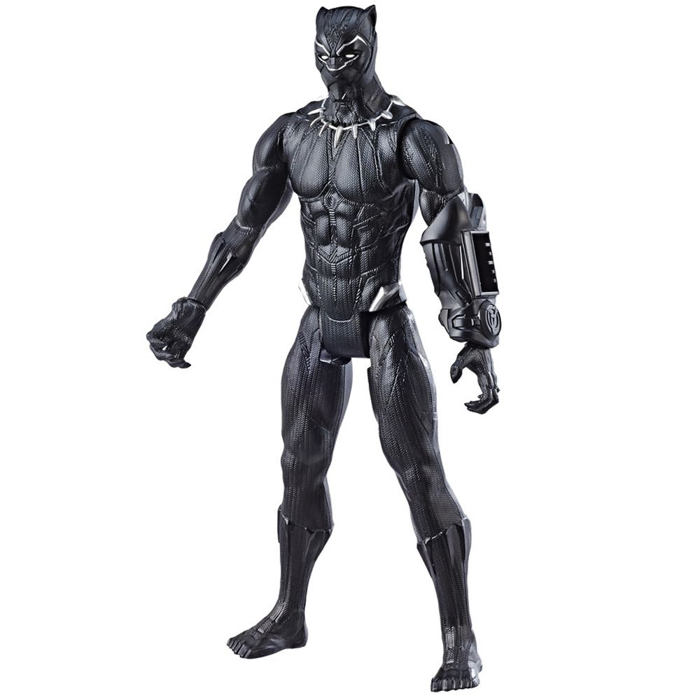 Pantera Negra Os Vingadores Avenger Titan Hero Series