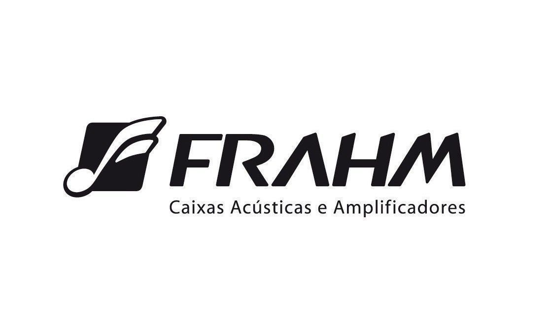Par Caixa de Som Ambiente Frahm PS8S 70W RMS Preta