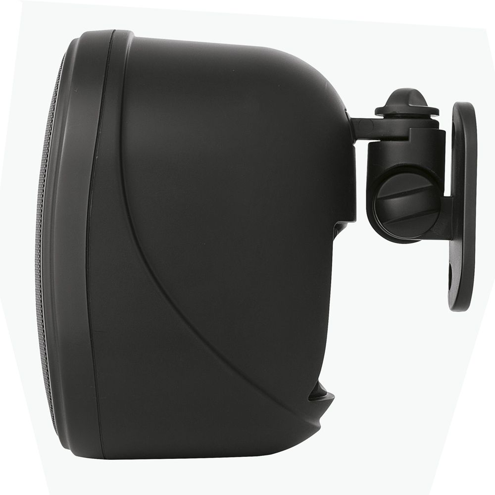 Par Caixa Som Acustica Preta PS3S Frahm Residencial
